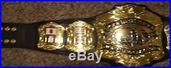 Premier World Championship Wrestling Replica Belt