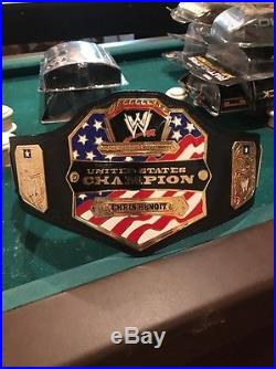 RARE WWE Chris Benoit Kids' United States Championship Belt