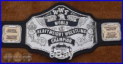 REAL Reggie Parks WWF Hogan 85 Heavyweight Championship Title Wrestling Belt WWE