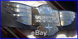 REAL WCW Cruiserweight Tag Team Wrestling Championship Title Belt WWE NWA TNA