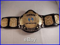 REAL WWF Classic Winged Eagle Kids Championship Belt Replica METAL (WWE) #B150