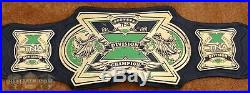 RING USED Real TNA Impact Wrestling X-Division X-Title Championship Belt WWE WWF