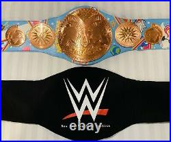 Rare Official Wwe New Day Tag Team Championship Wrestling Replica Belt