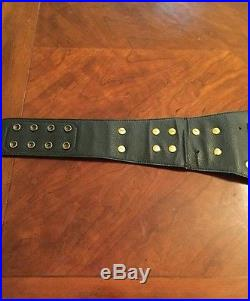 Rare Triple H WWE Championship Belt