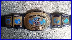 Rare WWF Intercontinental Championship Belt Replica Adult/ Metal NWA WCW WWE
