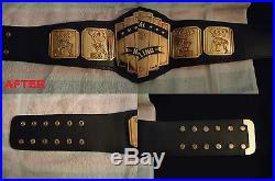 Real Crown Intercontinental Championship IC Title Belt with Bag WWE WWF
