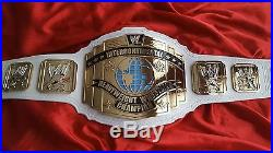 Real Dave Millican WWE Intercontinental Wrestling Championship Title Belt WWF IC