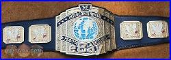 Real J-Mar 3d Nugget WWE IC Intercontinental Championship Wrestling Title Belt