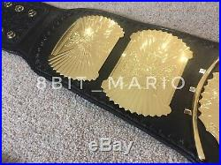 Real Leather WWF Replica Winged Eagle Championship Title Wrestling Belt WE WWE