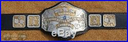 Real Millican NWA National Heavyweight Wrestling Championship Title Belt WWE