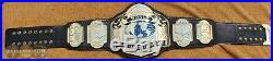 Real Parks NWA Tag Team Heavyweight Wrestling Championship Title Belt WWE