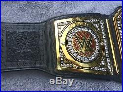 Real WWE Network Logo Championship Belt