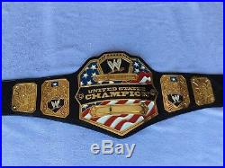 Real WWE United States Championship Wrestling Belt