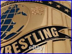 Real WWF Intercontinental Wrestling Championship Belt WWE