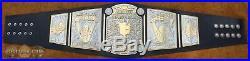 Real Wrestling Championship Title Belt Mid-South North American Heavyweight WWE