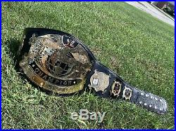 Releathered Restoned Wwe Undisputed V2 Replica Championship Title Belt