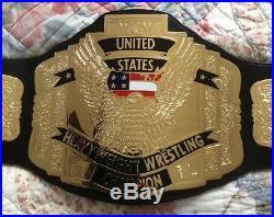 Replica WCW United States Championship Wrestling Belt WWE WWF NWA U. S. Adult