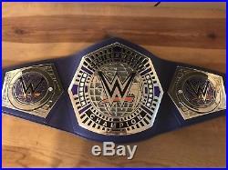 Replica WWE Cruiserweight Championship Belt