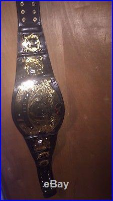 Replica WWE Undisputed Championship Belt