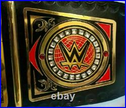 Replica WWE United kingdom UK Championship Wrestling Title Belt Adult Size