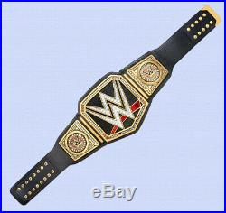 Replica WWE Universal Championship Belt Adult Size wrestling black