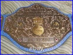 Ric Flair Signature Series WCW World Heavyweight Championship Replica Belt