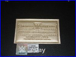 Ric Flair Signature Series Wcw World Heavyweight Championship Wwe Replica Belt