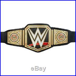 Ric Flair Signed WWE World Championship Collectible Belt JSA Witnessed
