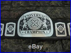 SALE Universal Championship Belt King Model Handcrafted in U. S. A. Wwe wwf wcw