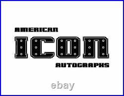 Shawn Michaels Signed WWE Intercontinental Championship Toy Title Belt BAS COA