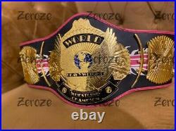 Signature Series Bret Hart Hitman Championship Belt Adult Size Replica