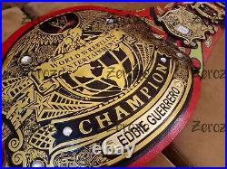 Signature Series Undisputed Wrestling Championship Belt 4MM Zinc Replica