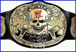 Stone Cold Smoking Skull Championship Replica Title Belt