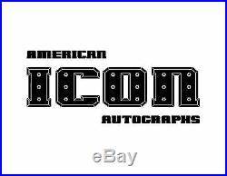 Stone Cold Steve Austin Signed WWE Championship Toy Title Belt BAS COA Autograph