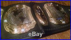 TNA Wrestling Heavyweight Championship Replica Title Belt Official USED WWE NWA