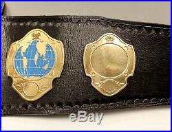 Tag Team Championship Wrestling Title Belt WWE TNA ROH NJPW CZW PWG