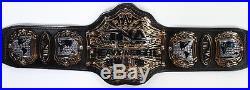 The Icon Sting Signed TNA Impact Wrestling Championship Belt PSA/DNA COA WWE WCW