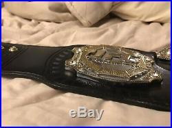 UFC CHAMPIONSHIP BELT V3 Official Replica WWE WCW ECW