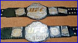 UFC ULTIMATE FIGHTING Championship Belt MINI size