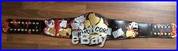 ULTRA RARE WWF Hardcore Championship Belt (Adult Size) ONLY ONE ON EBAY! WWE
