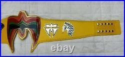 Ultimate Warrior Championship Belt