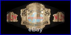 WCW Cruiserweight Belt World wrestling championship belt 2mm plates