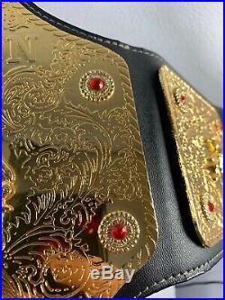 WCW NWO World Heavyweight Championship Belt 2002 Figures Inc Toy Company WWF WWE