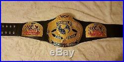 WCW Tag Team Wrestling Championship Title Belt (WWF/WWE/NWA/NWO/TNA/ROH)