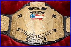 WCW US Championship Belt REAL WCW WWE WWF ECW