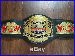 WCW World Cruiserweight Championship Title Belt Official Adult Replica 1999 WWE