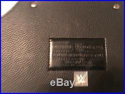 WCW World Heavyweight Championship replica belt. Official WWE