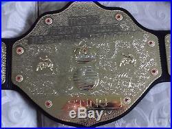 WCWithWWE World Heavyweight Championship Belt