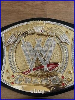WWE 2012 Championship Spinner Replica Title Belt Adult