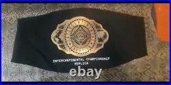 WWE 2019/2020 Intercontinental Championship Belt